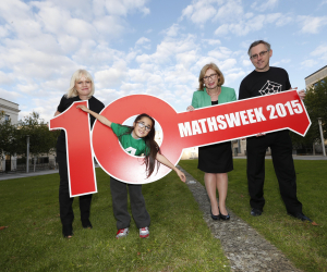 WIT roots of Maths Week Ireland 2015