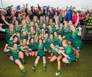 WIT's Emma Coffey nabs All Ireland Medal with Meath Camogie team
