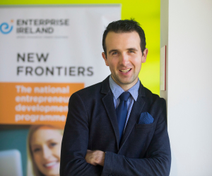 Kilkenny entrepreneur tells us how New Frontiers provides business founders with invaluable skills
