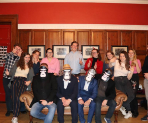 WIT graduates and lecturer receive award in Trinity College Dublin for Going Ape