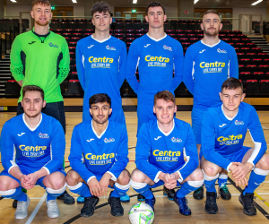 WIT Vikings men's futsal team book place in National Finals