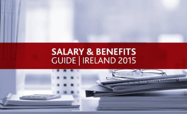 Morgan McKinley: 2015 Salary & Benefits Guide