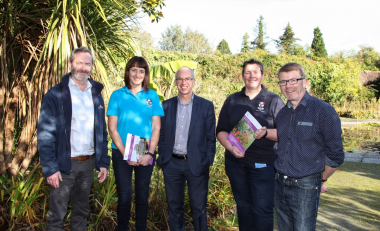 Horticulture students to get access to one of the great gardens of the world