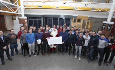 WIT Ag Movember team raise €11,000 for Movember