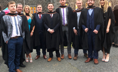 Multimedia degree leads Cían to TV production postgrad at WIT