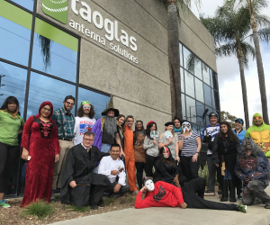 Feedback and support from New Frontiers experts helped Taoglas founders
