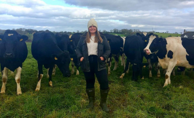 In the news: WIT student's research into non-antibiotic treatments 'will revolutionise' dry cow therapy