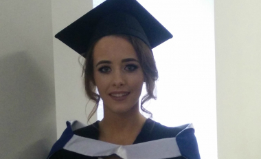 Applied Health Care graduate Nikita finds passion for management