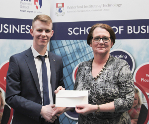21st John Hume Credit Union Scholarship student announced