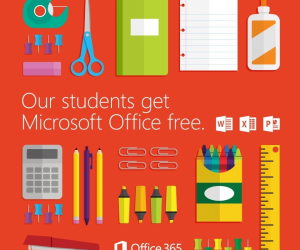 Free Microsoft Office and 1TB cloud storage for WIT staff and students