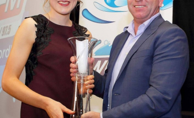 WIT graduate Patricia Jackman claims top prize at awards night