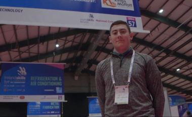 Video: Building Information Modelling (BIM) explained at Ireland Skills 2019