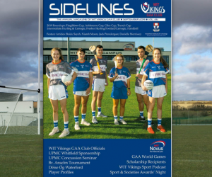 WIT Vikings GAA club launches 2019 edition of Sidelines