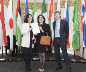 WIT international student recognised by ambassador programme