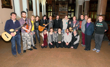 South east students enjoy a day of Music