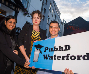 PhDs down the Pub: PubhD comes to Waterford