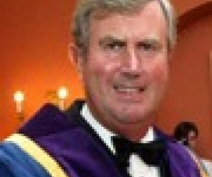 Redmond O' Donoghue conferred with Honorary Fellowship