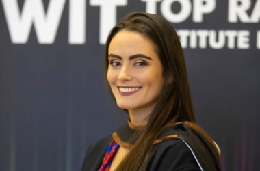 Roisin relished her four years of studying and placement in Waterford