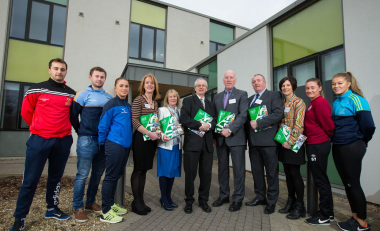 WIT plays part in Student Activity and Sports Study Ireland study