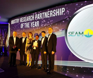 WIT research centre wins award for work with Boston Scientific Clonmel