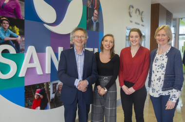 Sanofi future female leader scholarship win for WIT students