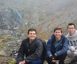 Impressions of Ireland: International scholar Samuel Costa