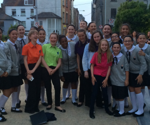 Choirs mark strong links between Savannah and Ireland's South East