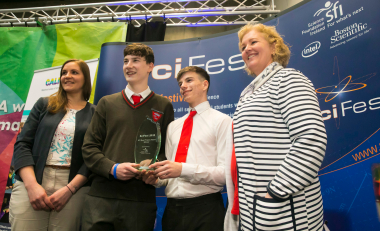 SciFest@Waterford Institute of Technolgy 2018 winners announced