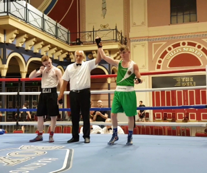 WIT student is All-Ireland College boxing champion