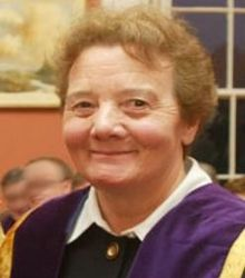 Sister Consilio Fitzgerald Conferred with Honorary Fellowship
