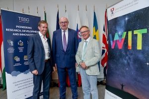 WIT announced as Ireland/UK co-ordinator for €20m EU-wide SmartAgriHubs