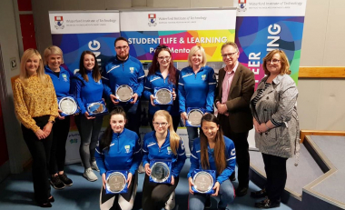 P2P Peer Mentoring Awards 2018/2019 ceremony recognises 150 students
