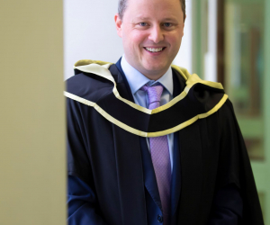 Stephen completed the MBA in WIT to gain a better business perspective