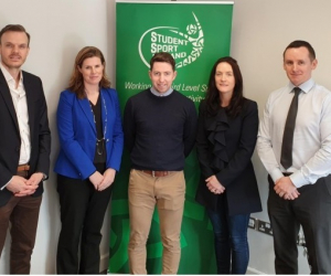 WIT Arena Manager John Windle is appointed to the Board of Student Sport Ireland