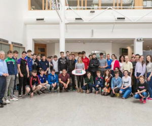 Transition year students engineer their futures at WIT