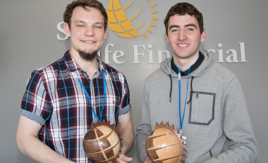 Waterford-based Sun Life Financial recognises IT talent at WIT