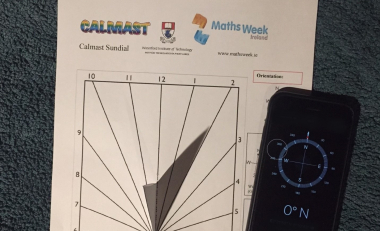 Every day is Maths Week thanks to maths activities from WIT's Calmast