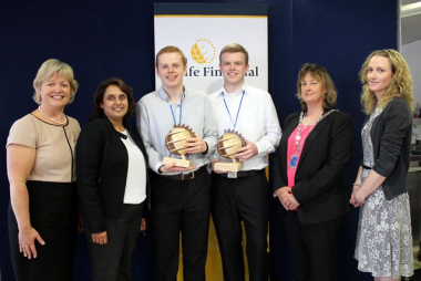 Sun Life supporting enterprise and innovation in students
