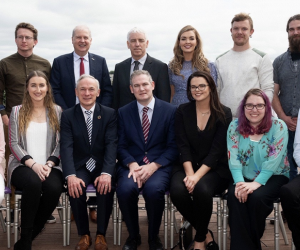 WIT and Nemeton TV graduates in prestigious new TG4 Training Scheme