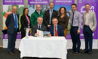 40 years a growin' - Teagasc and WIT reach collaboration milestone