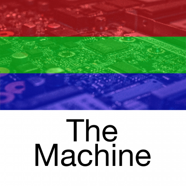 Podcast: The Machine episode 12 Tech News Roundup