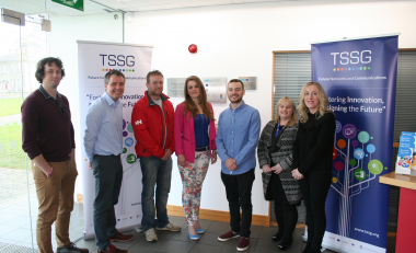 TSSG's Horizon 2020 Proposals include Logos designed by WIT Students