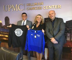 Research and innovation team visit UPMC HQ in Pittsburgh