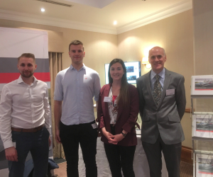 Students showcase autonomous vehicle software projects at UK conference