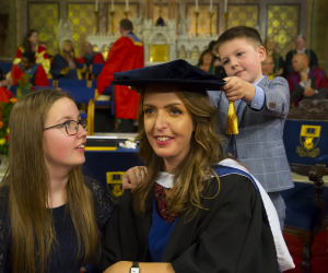 Waterford Institute of Technology awards Honorary Fellowship to Vicky Phelan