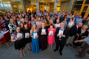 Waterford book launch of Vicky Phelan memoir takes place at WIT