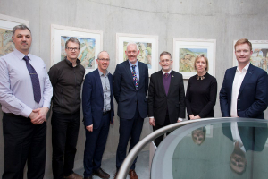 Danish Ambassador to Ireland visits WIT
