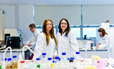 2.6 million for science careers in Ireland and Wales