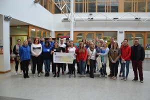 €17,000 raised by WIT students for charity in 2015/2016