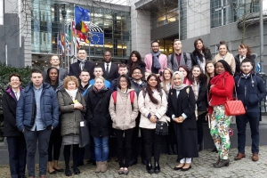 Masters of Business students look to the future of Europe